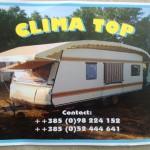 krov za kamp kučice