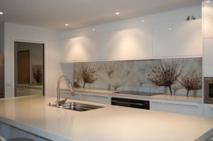 Kuhinjske ploče - Staklo